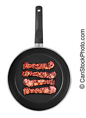 Pan with Bacon