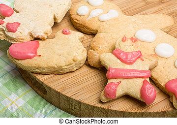pan zenzero, biscotti