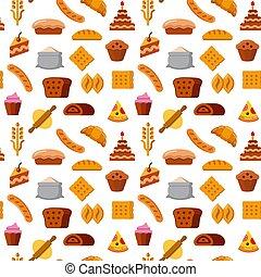 panadería, patrón