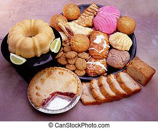 panadería, supermercado
