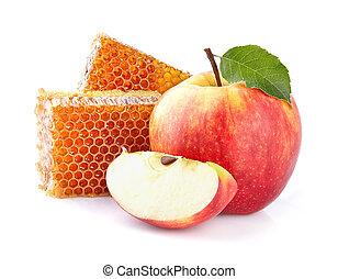 panales, manzana