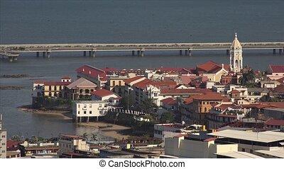 Panama City Casco Antiguo Viejo