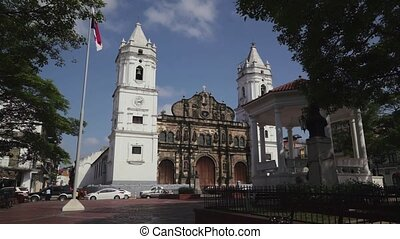 Panama City, Casco Viejo - Tourist attractions and...