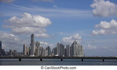 Panama City Central America