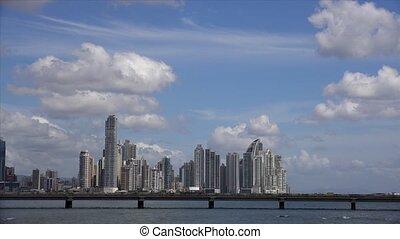 Panama City Central America