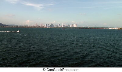 Panama City - Cityscape - Panama City - Landscape view from...