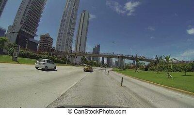 cinta costera in Panama City