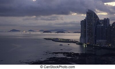 Panama City Trump Ocean Club - Panama City, view of Punta...