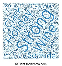 Panama Gets a New Cruise Port in Colon text background word cloud concept