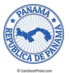 Panama stamp