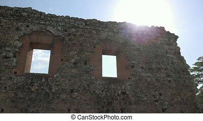 Panama Viejo Ruins Of Old City