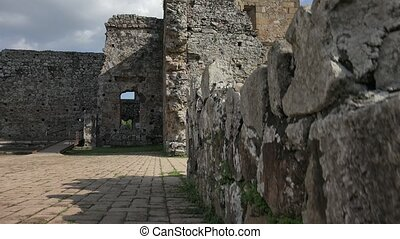 Panama Viejo Tower And Ruins Of Old City
