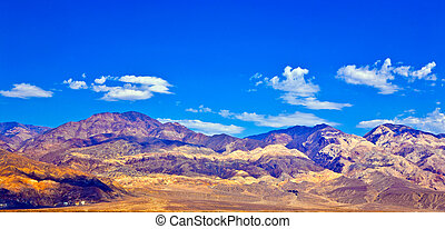 Panamint Valley desert