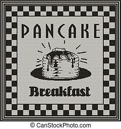 Pancake Ilustration