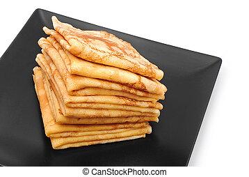 pancakes, stack