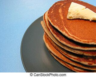 Pancakes stack
