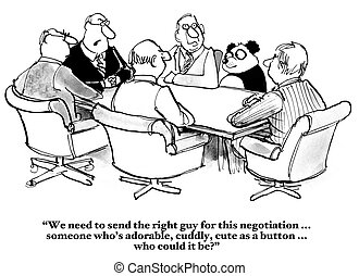 Panda Will Lead Negotiation