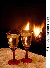 pane tostato champagne