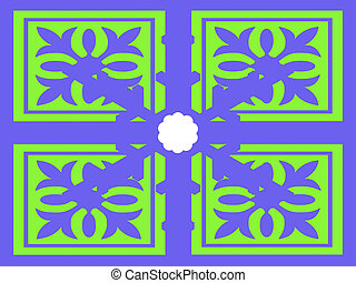 Panel designe - Ornate panel designe