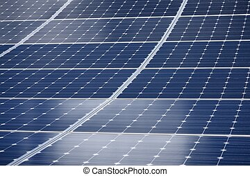 photovoltaic power generatio - Panel for photovoltaic power...