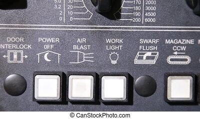 panel modern machine