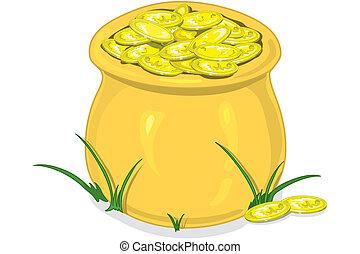 panela ouro