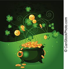 panela ouro, moedas
