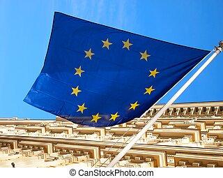 paneuropeizm bandera