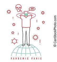 Panic Icon image