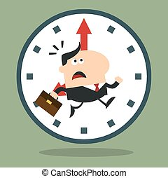 Panic Manager Running In A Clock
