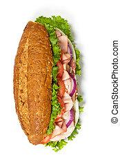 panino, sub