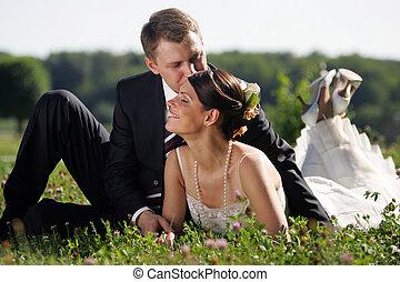 panna młoda, biały, szambelan królewski, ślub