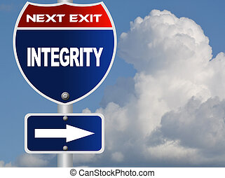 panneaux signalisations, intégrité