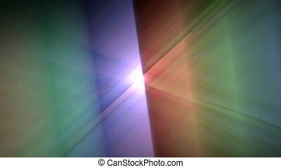 panneaux solaires, frp, reflet, énergie