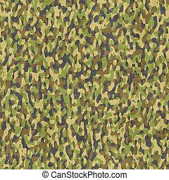 pano, camuflagem