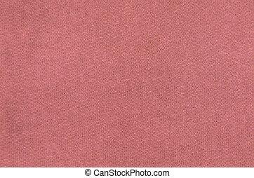 pano, fundo, textura, vermelho