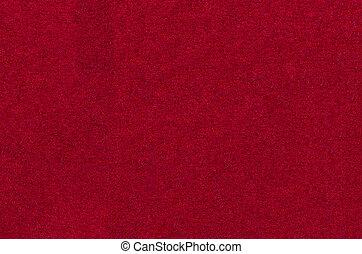 pano, vermelho, textura