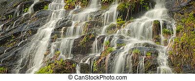 Pano waterfall