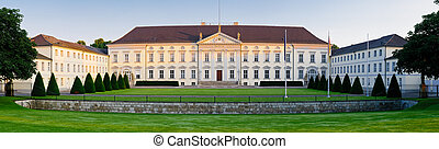 Panorama Bellevue palace Berlin