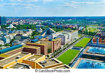 panorama, berlin