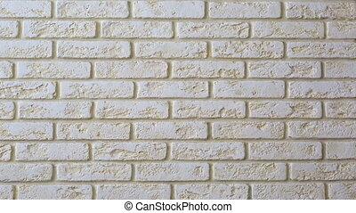 Panorama decorative tiles (brick wall).