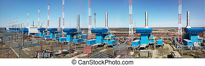 panorama gas stations