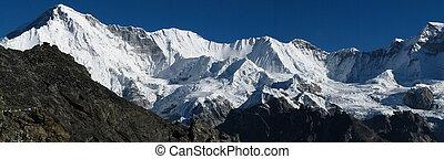 panorama, himalayan
