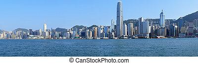 panorama, hongkong