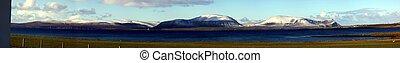 panorama:, hoy, orkney, イギリス