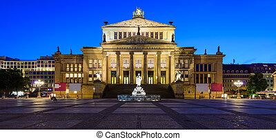 Panorama Konzerthaus, Berlin, Germany