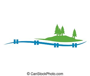 Panorama logo - Good logo for your company
