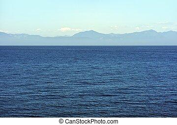 panorama, oceano