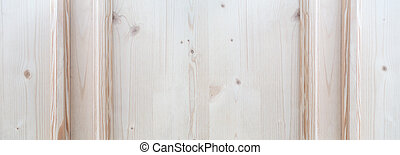 Panorama of a bright wood texture