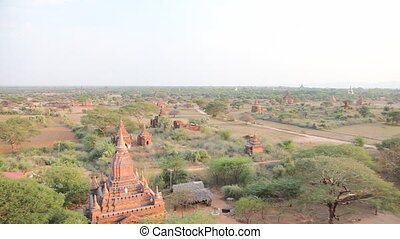 Panorama of Bagan - Bagan